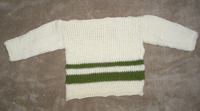 Ravelry: # 211 Baby Tunic pattern by Diane Soucy