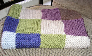 Knitting Pattern For Garter Stitch Baby Blanket : PATTERN FOR GARTER STITCH BABY BLANKET Sewing Patterns for Baby