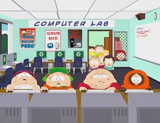 Jocanta Warcraft en South Park