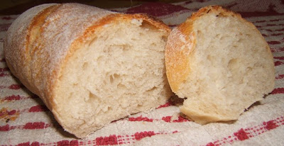 Baguettes con poolish / Baguette sur poolish