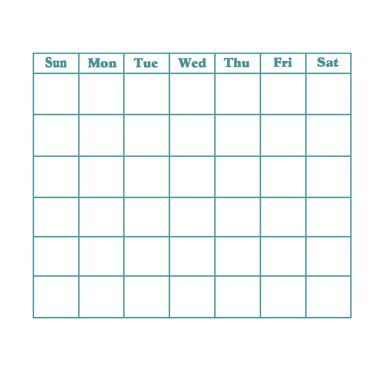 Download the blue calendar grid here download the pink calendar