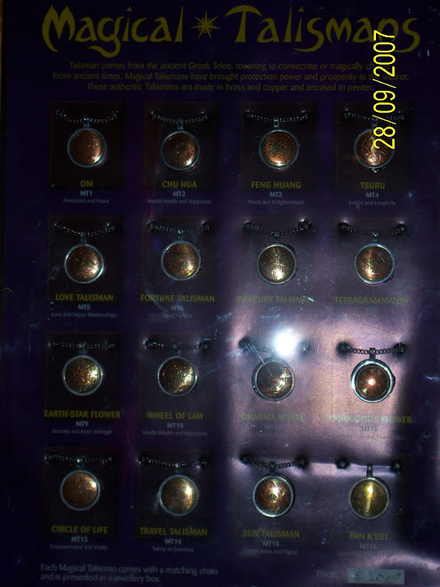 Magical Talismans