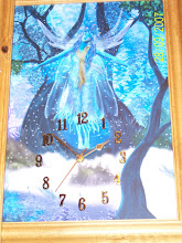 Zodiac Winter Clock