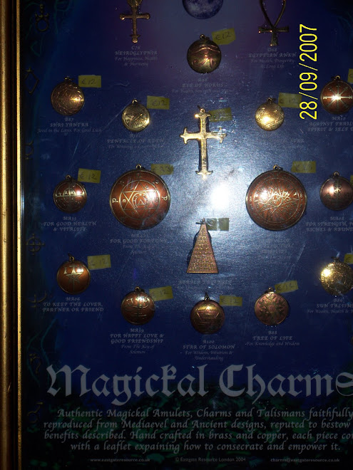 Magical Talisman