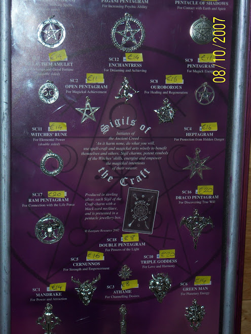 Sigels of the Craft