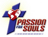 The Passions for Souls logo