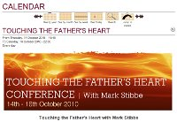 Touching the Father's Heart Conference