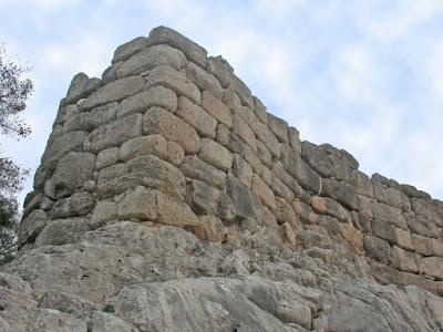 Κυκλώπειο τείχος