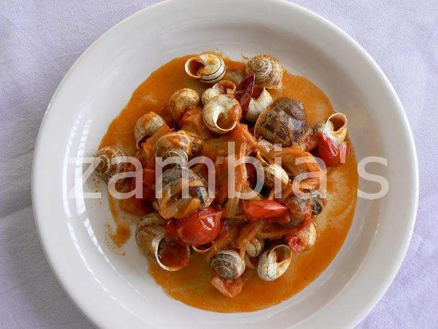 Σαλιγκάρια Στιφάδο