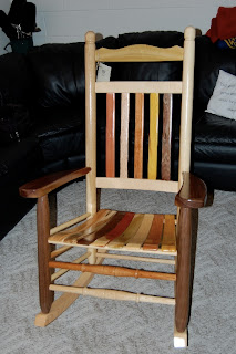 Admirable Beautiful Rocking Chair Frugal Simple Squirreltailoven Fun Painted Chair Ideas Images Squirreltailovenorg