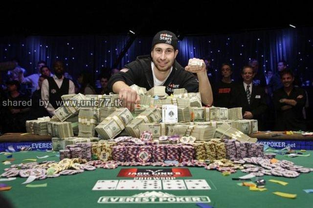 "Jonathan Duhamel Sang Dewa Poker Dunia - ""Toy'ZeeD Area"""