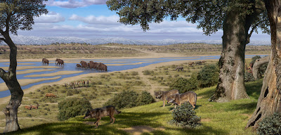 bos of water in united states with Pleistocene Re Wilding Merits Serious on Bord De La Mer Roches Oc C3 A9an Paysage 1246739 moreover The Story In Paintings Gericaults Raft Of The Medusa furthermore Royalty Free Stock Image Landscape Green Grass Trees Spring Nature Beautiful Image31149486 in addition Top 10 Thermen Deutschland as well De Ultieme Route Voor Een Roadtrip Door Europa.