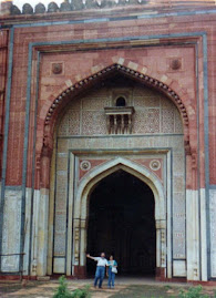 Encuentro de Titiriteros en India 1990