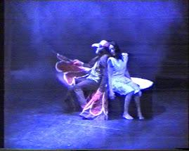 """Montaje teatral: """"Mundo de siete pozos"""""""