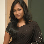 Swathi new actress in saree