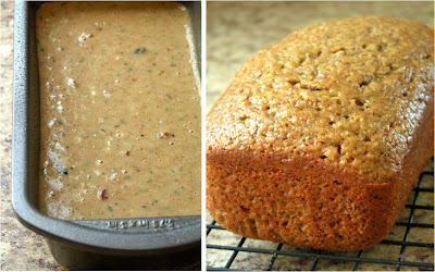This is our family's favorite Zucchini Bread recipe ever! Easy to make & you'll love the cinnamon & vanilla. It's the perfect classic zucchini bread recipe!