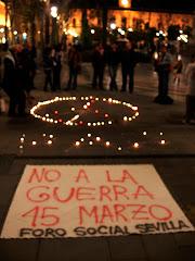 Noche de vigilia, 8 marzo