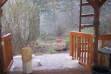 Late April Snow