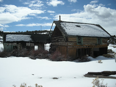 A Short History Of What S Important Ghost Town Wednesday Sulphurdale Utah