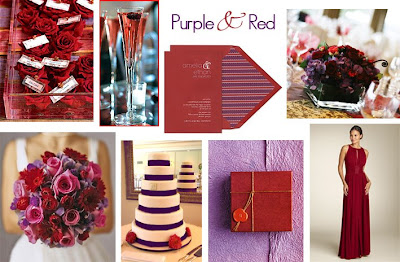 Red & Pruple – Photos & Ideas anyone?