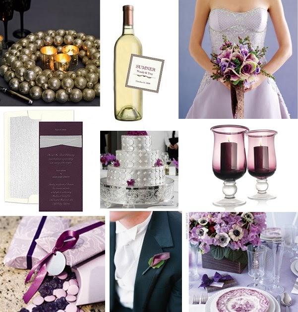 Purple Ideas For Weddings: Event Ideas & Inspiration