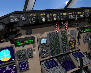 The Pretend Flyer: Mini-Review: CoolSky/Flight1 Super 80 Professional