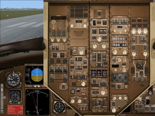 The Pretend Flyer: Mini-Review: QualityWings Ultimate 757