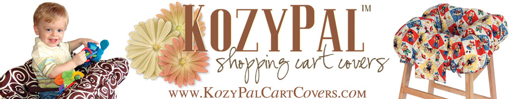 KozyPal Cart Covers