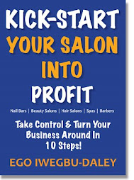 Kick-Start Your Salon Into Profit... fast!