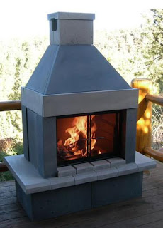 The Fire Pit Resource Mirage Stone Outdoor Fireplace