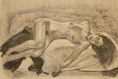 nude sketch #2