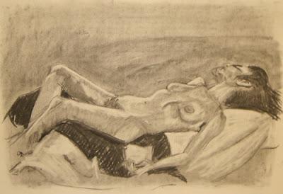 nude sketch #1