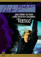 Portada del DVD de Vertigo