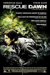 Afiche de Rescue Dawn