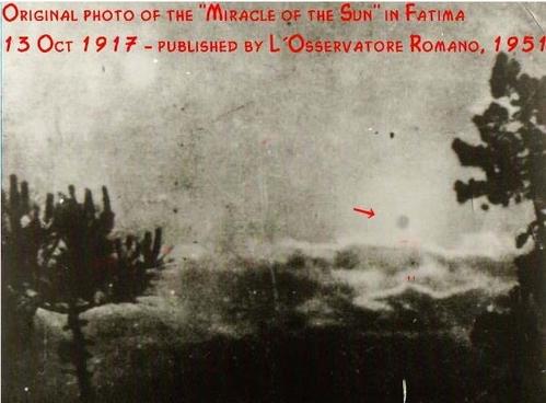 104 года назад в этот день закончилиcь Фатимские чудеса Непознанное