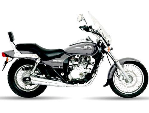2010 New Bajaj Avenger 220 Wallpapers And Images
