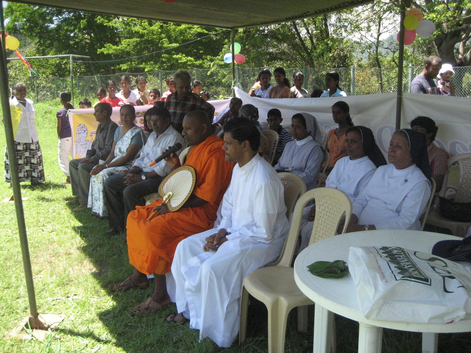 Survivors Celebrate The Tamil  Sinhala New Year 2010