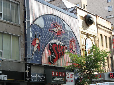 Super sex club montreal