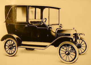 O Ford Modelo T