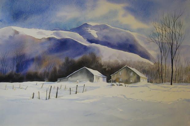 Vermont Art Zine Press Release Lisa Forster Beach