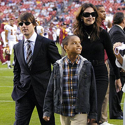 Celebritys Friend Connor Cruise Adopted Tom Cruise Black Son