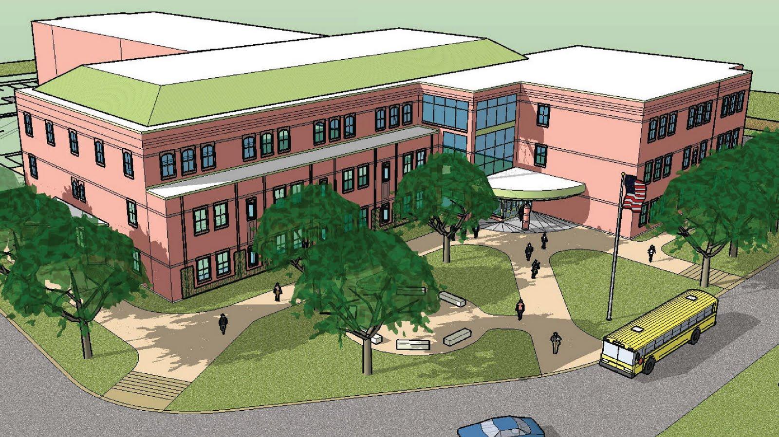 Pinkerton Academy Campus Map.Derry Ink News Link Pinkerton Breaks Ground Announces 23 Million