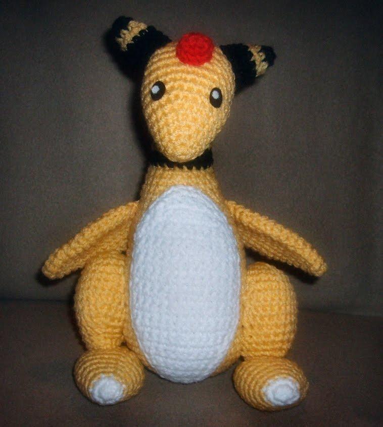 Voltilamm /Mareep häkeln /crochet | Crochet pokemon, Amigurumi ... | 846x758