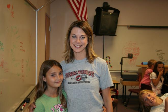 The nicest teacher ever!!!