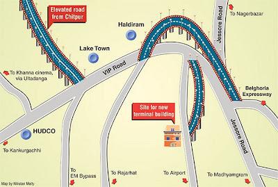 kolkata airport terminal map Roads For Upgraded Airport News And Views From Kolkata India kolkata airport terminal map