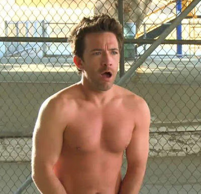 david faustino nude and naked