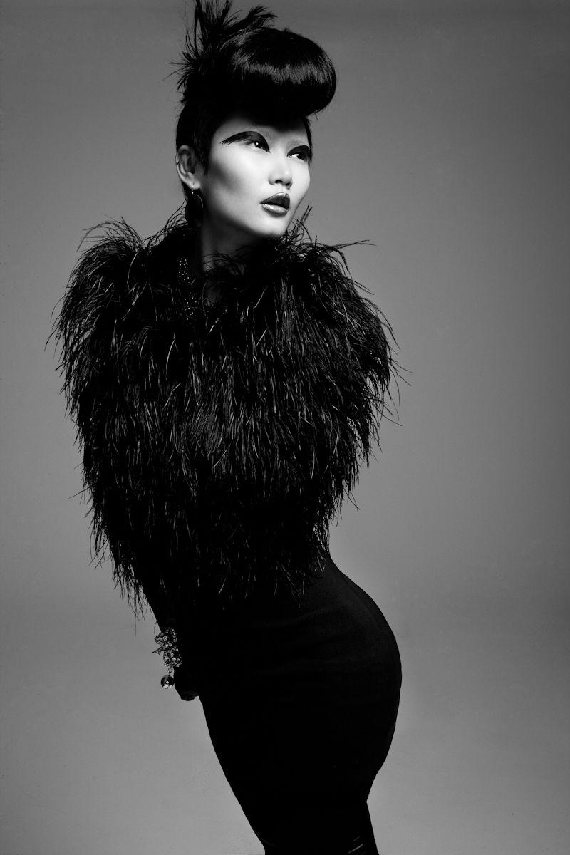 ASIAN MODELS BLOG: Gwen Lu Editorial