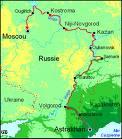 La volga est le plus long fleuve d europe elle est aussi le symbole de
