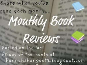 Monthly Book Reviews Challenge