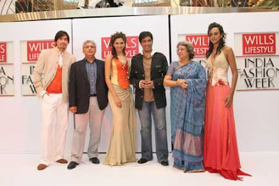 Wills India Fashion Week 2008